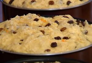Рецепты пасхальных куличей от Юлии Высоцкой с видео